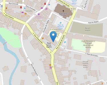 Adresse Caf de Haute-Saoie - Point relais de Rumilly