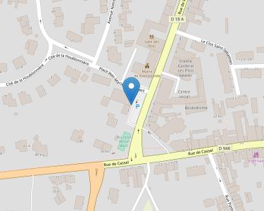 Adresse Caf du Nord - Point relais de Steenorde
