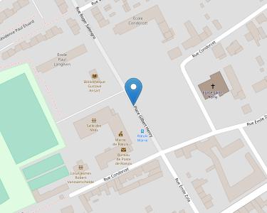 Adresse Caf du Nord - Point relais de Roeulx