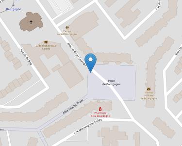Adresse Caf du Nord - Point relais de Tourcoing