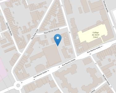 Adresse Caf du Nord - Point relais de Halluin