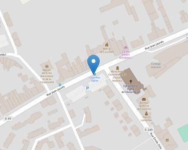 Adresse Caf du Nord - MSAP de Bachy