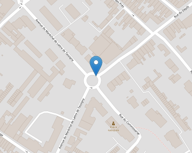 Adresse Caf du Nord - Point relais de Hazebrouck