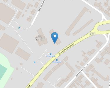 Adresse Caf du Nord - Point relais de Maubeuge