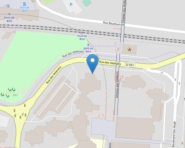 Adresse Caf du Nord - Point relais de Villeneue-d'Ascq - Centre Ville