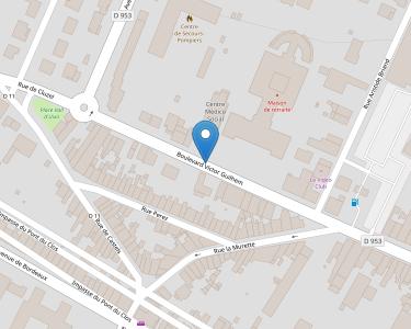 Adresse Caf de Tarn-et-Garonne - Point relais de Valence-d'Agen