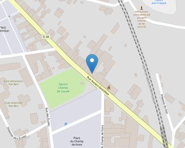Adresse Caf de l'Indre - Point relais d'Argenton-sur-Creuse