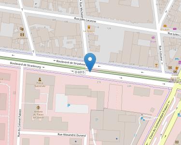 Adresse Caf de Seine-Maritime - Accueil du Havre