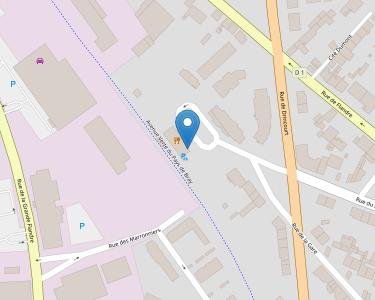 Adresse Caf de Seine-Maritime - Point relais de Neufchâtel-en-Bray