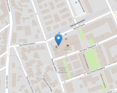 Adresse Caf de Seine-Maritime - Point relais de Rouen - La Sablière