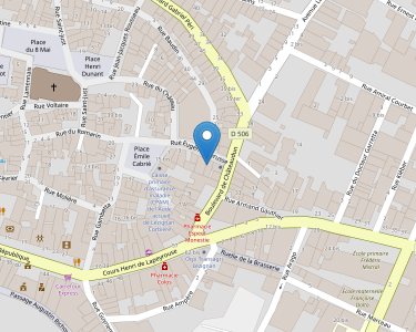 Adresse Caf de l'Aude - Point relais de Lézignan-Corbières