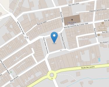 Adresse Caf de Gironde - Point relais de Monségur