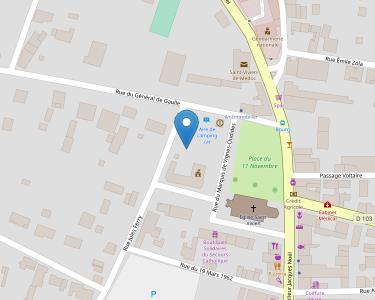 Adresse Caf de Gironde - Point relais de Saint-Viien-de-Médoc