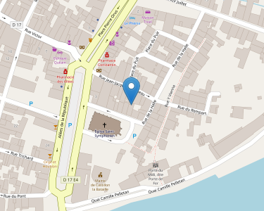Adresse Caf de Gironde - Point relais de Castillon-la-Bataille