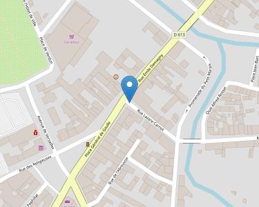 Adresse Caf du Calados - Accueil d'Isigny-sur-Mer