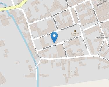 Adresse Caf du Calados - Accueil d'Orbec