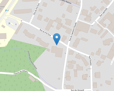 Adresse CPAM des Vosges - accueil de Remiremont