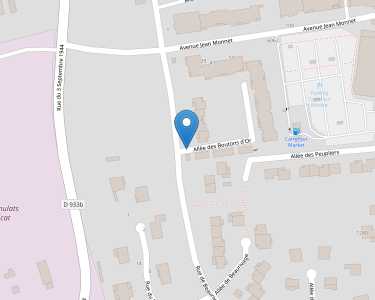 Adresse CPAM de l'Ain - accueil de Jassans-Riottier