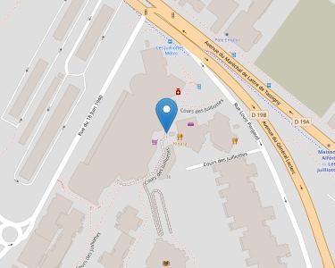 Adresse CPAM du Val-de-Marne - accueil de Maisons-Alfort
