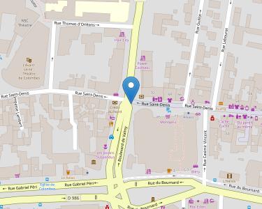 Adresse CPAM des Hauts-de-Seine - accueil de Colombes