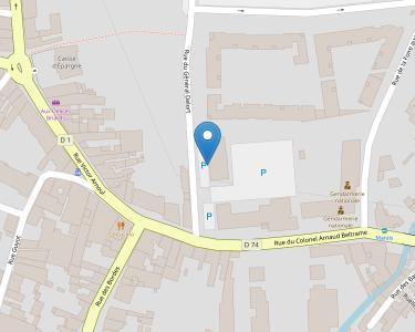 Adresse CPAM de Seine-et-Marne - accueil de Proins