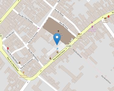 Adresse CPAM de Meurthe-et-Moselle - accueil de Saint-Nicolas-de-Port