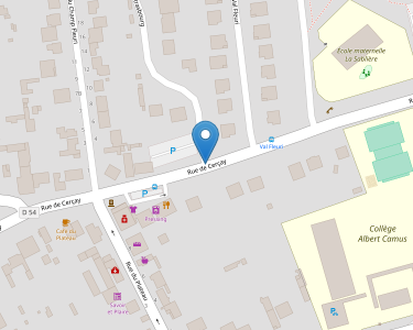 Adresse CPAM de l'Essonne - accueil de Brunoy