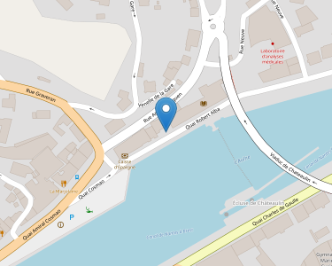 Adresse CPAM du Finistère - accueil de Châteaulin