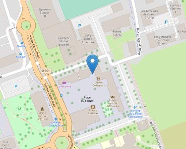 Adresse CPAM de Saoie - accueil de Chambéry-le-Haut