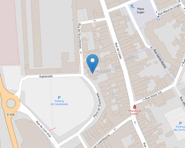 Adresse CPAM de la Côte d'Opale - accueil de Saint-Omer