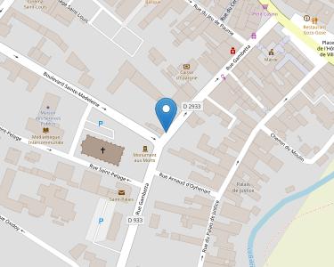 Adresse CPAM de Bayonne - accueil du Pays basque intérieur - Saint-Palais