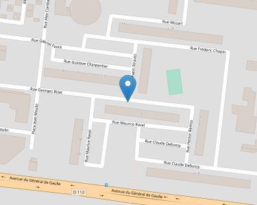 Adresse CPAM des Yelines - accueil de Mantes-la-Jolie