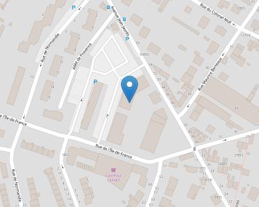 Adresse CPAM des Yelines - accueil de Mantes-la-Ville