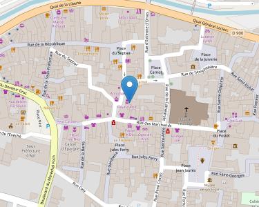 Adresse CPAM du Vaucluse - accueil de d'Apt