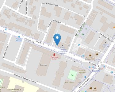 Adresse CPAM de Haute-Garonne - accueil de Toulouse - Bagatelle