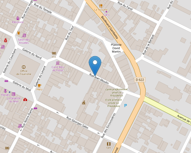 Adresse CPAM de Haute-Garonne - accueil de Reel