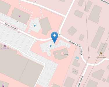 Adresse CPAM de Haute-Garonne - accueil de Saint-Orens-de-Gameille