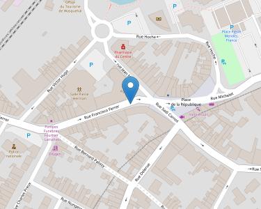 Adresse CPAM du Nord - accueil de Wasquehal