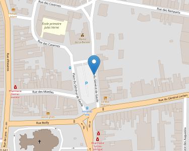 Adresse CPAM du Nord - accueil de La Bassée