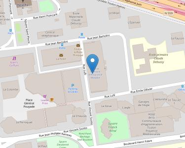 Adresse CPAM du Var - accueil de Toulon - La Rode