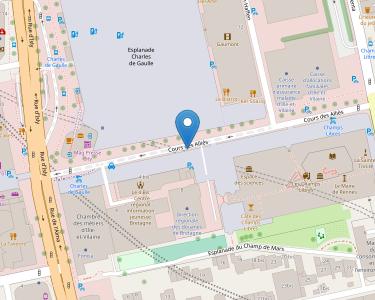 Adresse CPAM d'Ille-et-Vilaine - accueil de Rennes - Cours des Alliés