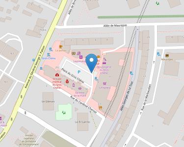 Adresse CPAM d'Ille-et-Vilaine - accueil de Rennes - Maurepas