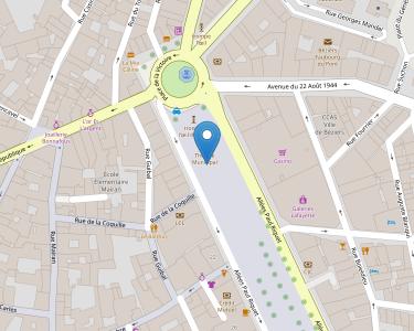 Adresse CPAM de l'Hérault - accueil de Béziers - La Deèze