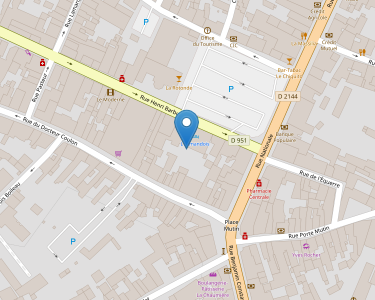 Adresse CPAM du Cher - accueil de Saint-Amand-Montrond