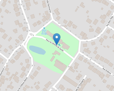 Adresse CCAS DE RIS ORANGIS