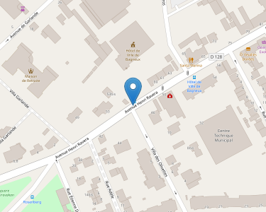 Adresse CCAS DE BAGNEUX
