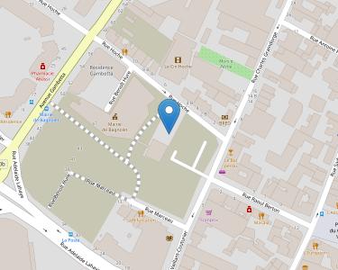 Adresse CCAS DE BAGNOLET