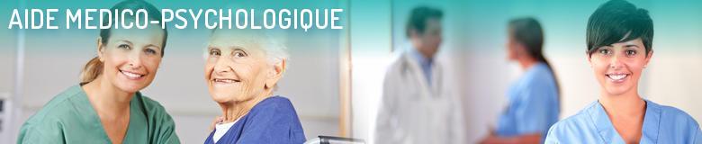 Annuaire des formations pour le métier Aide médico-psychologique