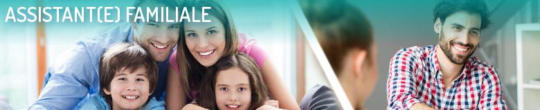 Annuaire des formations pour le métier Assistant familial