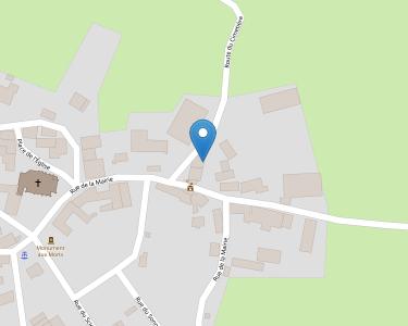 Adresse ASSOCIATION MAISON D'ACCUEIL RURALE POUR PERSONNES AGEES